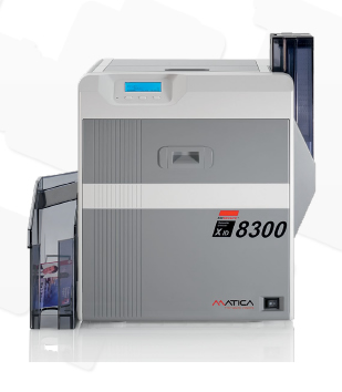Matica-XID8300-ID-Card-Printer