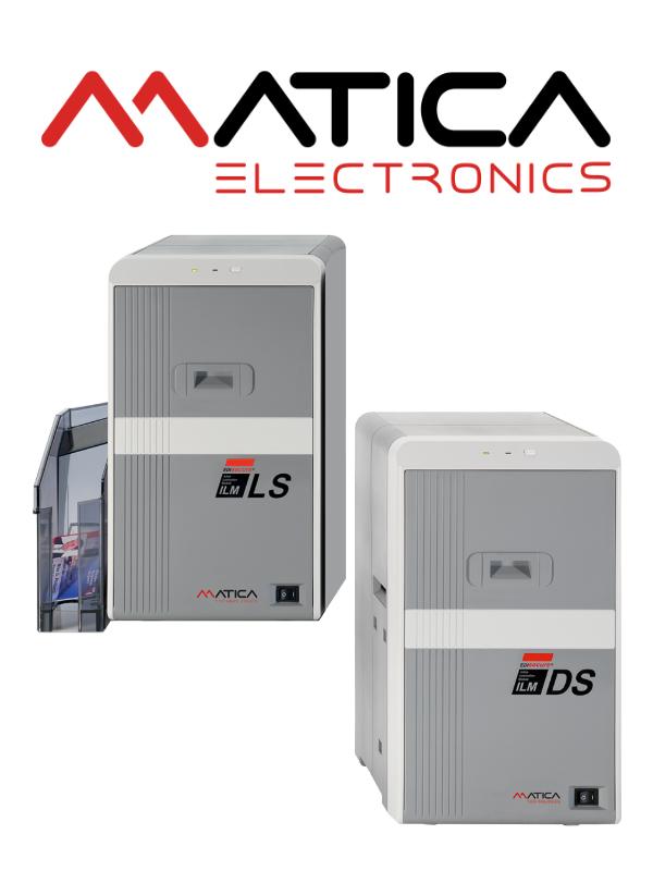 Matica ILM LS / DS - International Plastic Card Corporation
