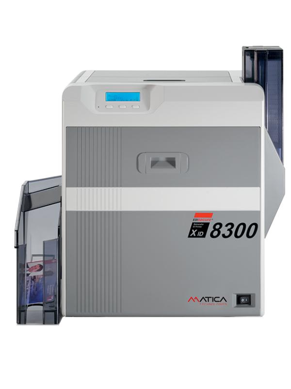 Matica XID 8300 ID Card Printer