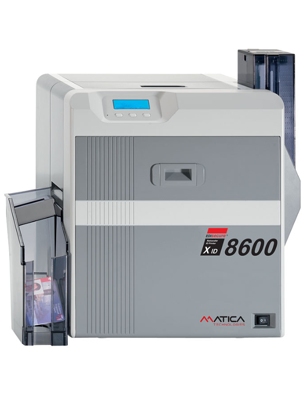 Matica XID 8600 ID Card Printer
